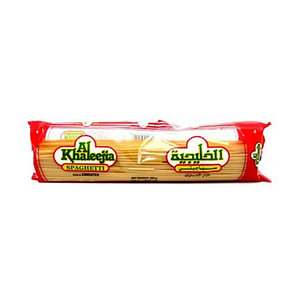 Al Khaleejia Spaghetti Regular 400gm