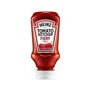Heinz Fiery Chilli Ketchup 255gm
