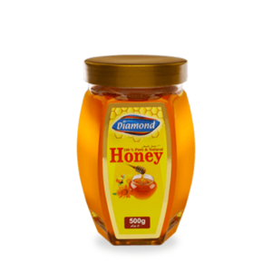 Diamond Pure Natural Honey 500gm