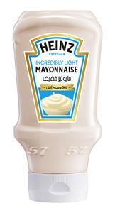 Heinz Mayonnaise Lite 400ml