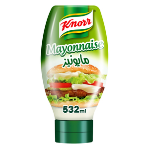 Knorr Mayonnaise 532ml