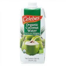 Organic Coconut Water 500ml