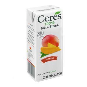 Ceres Modash Juice Mango 200ml