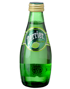 Perrier Mineral Water Sparkling Lime 200ml
