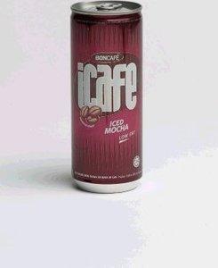 I Cafe Iced Mocha Low Fat 240ml