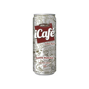 iCafe Iced Milk Coffee Low Fat 240ml