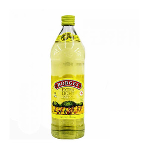 Borges Olive Oil Extra Light 1ltr