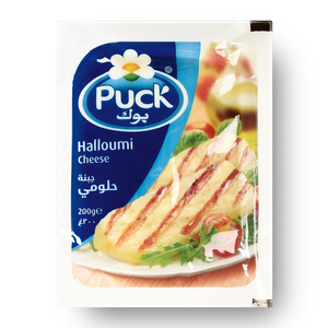 Puck Halloumi Cheese Block 200g