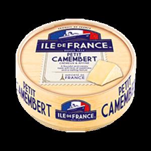 Ile De France Petit Camembert 125gm