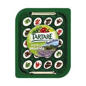 Tartare Aperifrais Provence 70% 100G