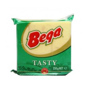 Bega Cheese Cheddar Block Tasty 250gm