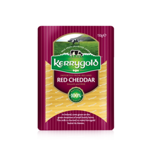 Kerry Gold Red Cheese Slics 150gm
