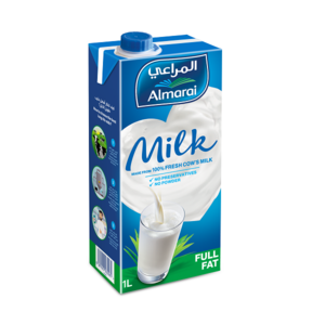 Almarai Long Life UHT Full Fat Milk 1L