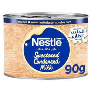 Nestle Sweetened Condensed Milk 90g