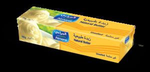 Almarai Butter Unsalted Natural 100g