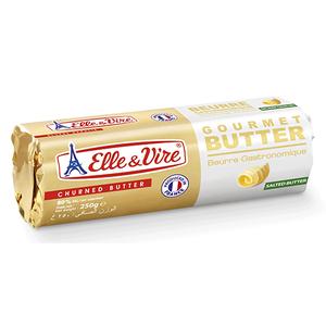 Elle & Vire Gourmet Salted Butter 250g