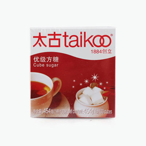 Taikoo Raw Sugar Cubes 454g