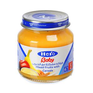 Hero Baby Mixed Fruits 130gm