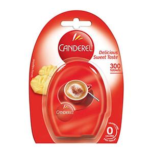 Canderel Sweetner Tablets 25.5gm