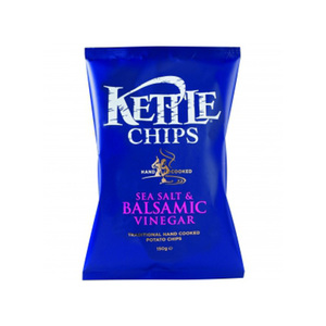 Kettle Chips Seasal Vinegar 150g
