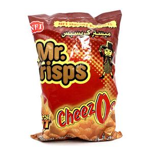 Mr.Krisps Cheezos 80g