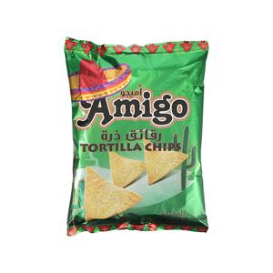 Amigo Tortilla Salted Chips 100g