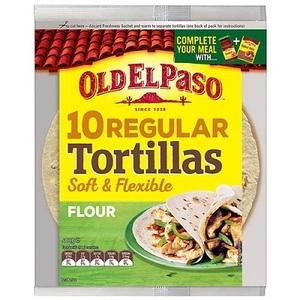 Old El Paso Tortilla Burrito 400g