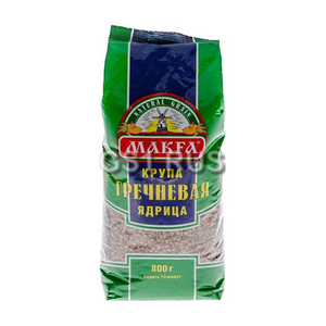 Premium Buckwheat Groats By Makfa 800g