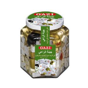 Gazi Soft Cheese 45% Cube N Oil 300gm
