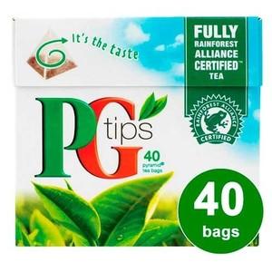 PG Tips Tea Bags 116g