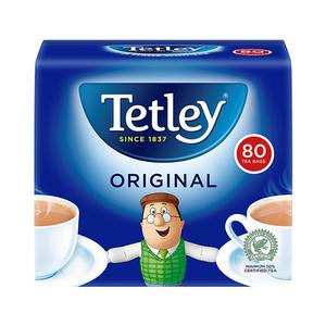 Tetley Tea Bags 250G (80bags)