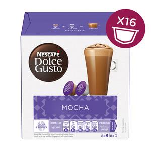 Nescafe Dolce Gusto Mocha Coffee 16capsules