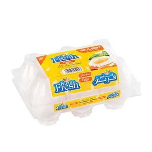 Farm Fresh White Eggs Box 6's