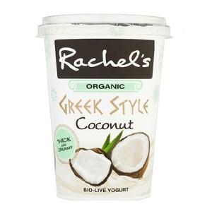 Rachels Greek Style Coconut Yogurt 450g