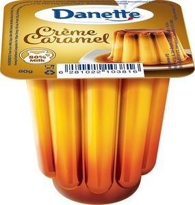 Danette Creme Caramel Dessert 80g