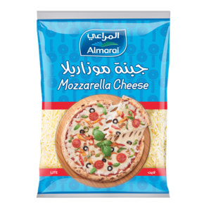 Almarai Shredded Lite Mozzarella Cheese 200g