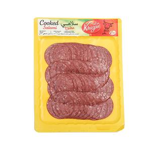 Khazan Sliced Cooked Salami 250g
