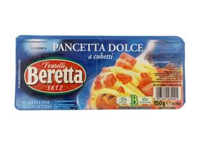 Beretta Pancetta Dolce Cubes 150g