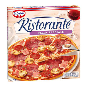 Dr. Oetker Ristorante Pizza Speciale 330gm