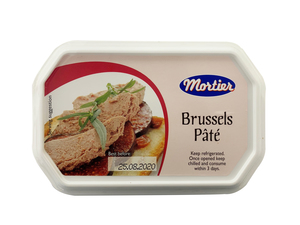 Mortier Pate Brussels Tub 175g
