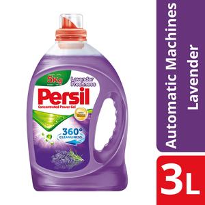 Persil Gel Lavender 3L