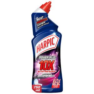Harpic Toilet Cleaner Liquid Power Plus Lavender 750ml