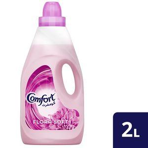 Comfort Flora Soft Fabric Softener 2l