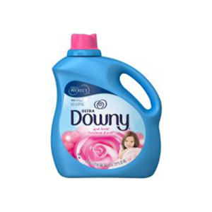 Ultra Downy April Fresh with Silk Touch Liquid Fabric Softener, 129 oz