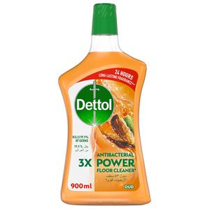 Dettol Oud Antibacterial Power Floor Cleaner 900ml