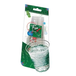 Fun Plastic Cup 25s