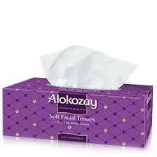 Alokozay Facial Tissue 5x150s