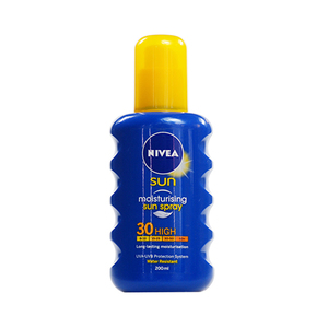 Nivea Sun Spray SPF 30 High 200ml