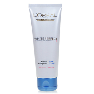 L'Oreal Paris White Perfect Milky Foam Face Wash 100ml