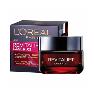 L'Oreal Paris Revitalift Day X3 Laser Day Cream 50ml